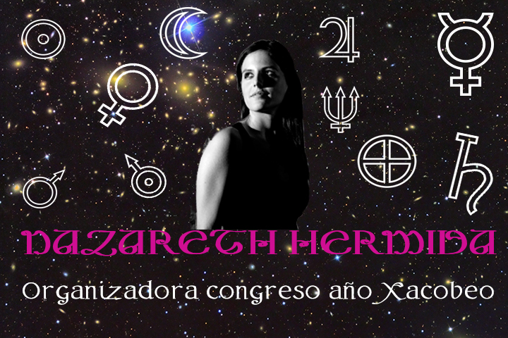 Nazaret Hermida astrologa tarotista profesional